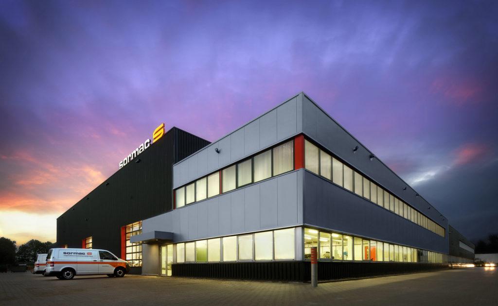 sormac-gebouw
