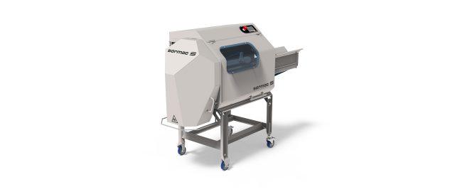 Belt slicer BSM - Sormac - Vegetable processing equipment