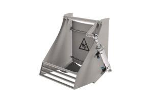 Sormac batch schiller MBS-60-optie-pneumatische-klep