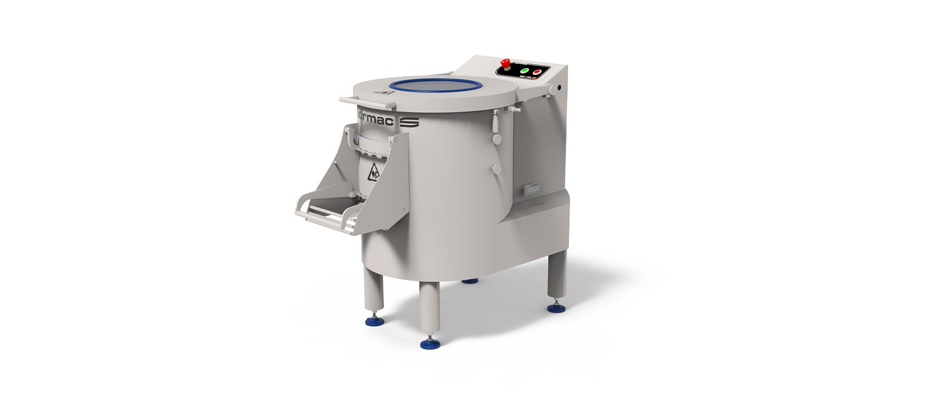 Sormac potschiller / batchschilmachine MBS-60
