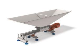 Sormac messenschiller MS-optie-afvalpomp