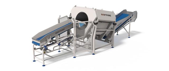 Sormac centrifuge voor bladgroenten SC-940