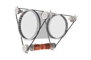 Sormac centrifuge SC-940NextGen-feature-trommelophanging