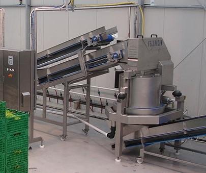 Gebuikte Machines Sormac Feltracon Centrifuge Lijn