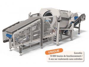 Unique garantie - SC-740NextGen (FR)